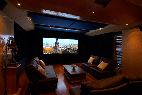 Home Theater Installations Atlanta GA