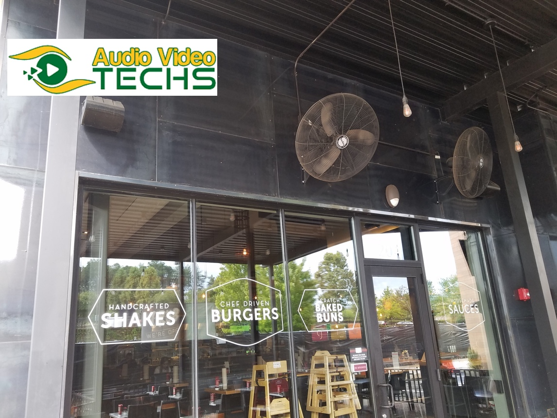 We do service calls on residential and commercial projects. Grub Burger had a speaker to go bad and hired Audio Video Techs to troubleshoot and repair the system. What can audio Video Techs do for you?  Call (404) 537-3123; visit http://www.avttechs.com  #audiovideotechs